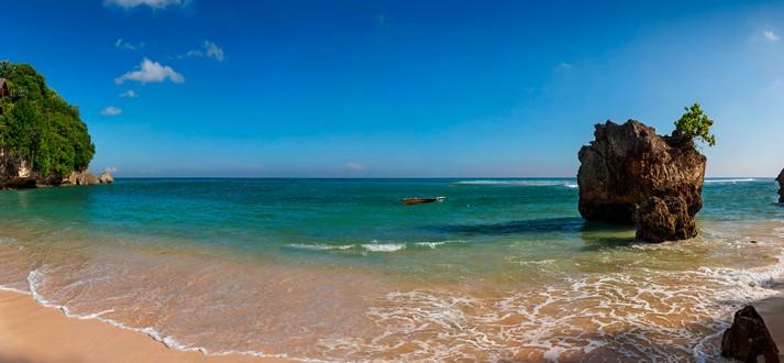 Conheça as praias exóticas de Bali